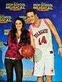 Macarena García y Daniel Diges, protagonistas de la producción española de High School Musical.jpg