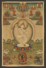 Machig Labdron, the Tibetan Yogini