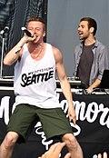 Macklemore & Ryan Lewis at Sasquatch 2011.jpg