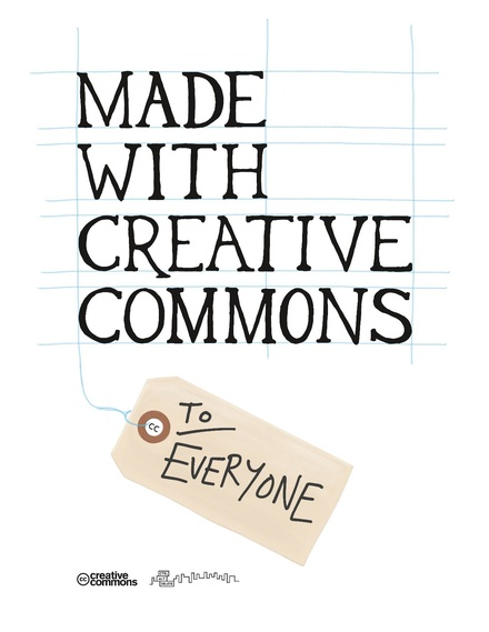 Made with Creative Commons, a 2017 book describing the value of CC licenses. Made-with-cc.pdf