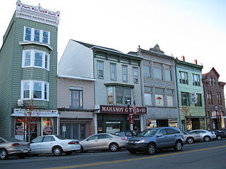 Mahanoy City, Pennsylvania Borough in Pennsylvania, United States