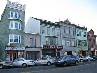 Mahanoy City, Pennsylvania - Mahanoy City, Pennsylvania