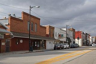 Fayette, Ohio Village in Ohio, United States