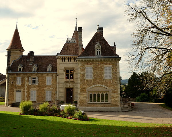 Photo de la ville Ambronay