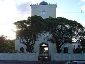 Malakoff Tower - Image: Malakoff