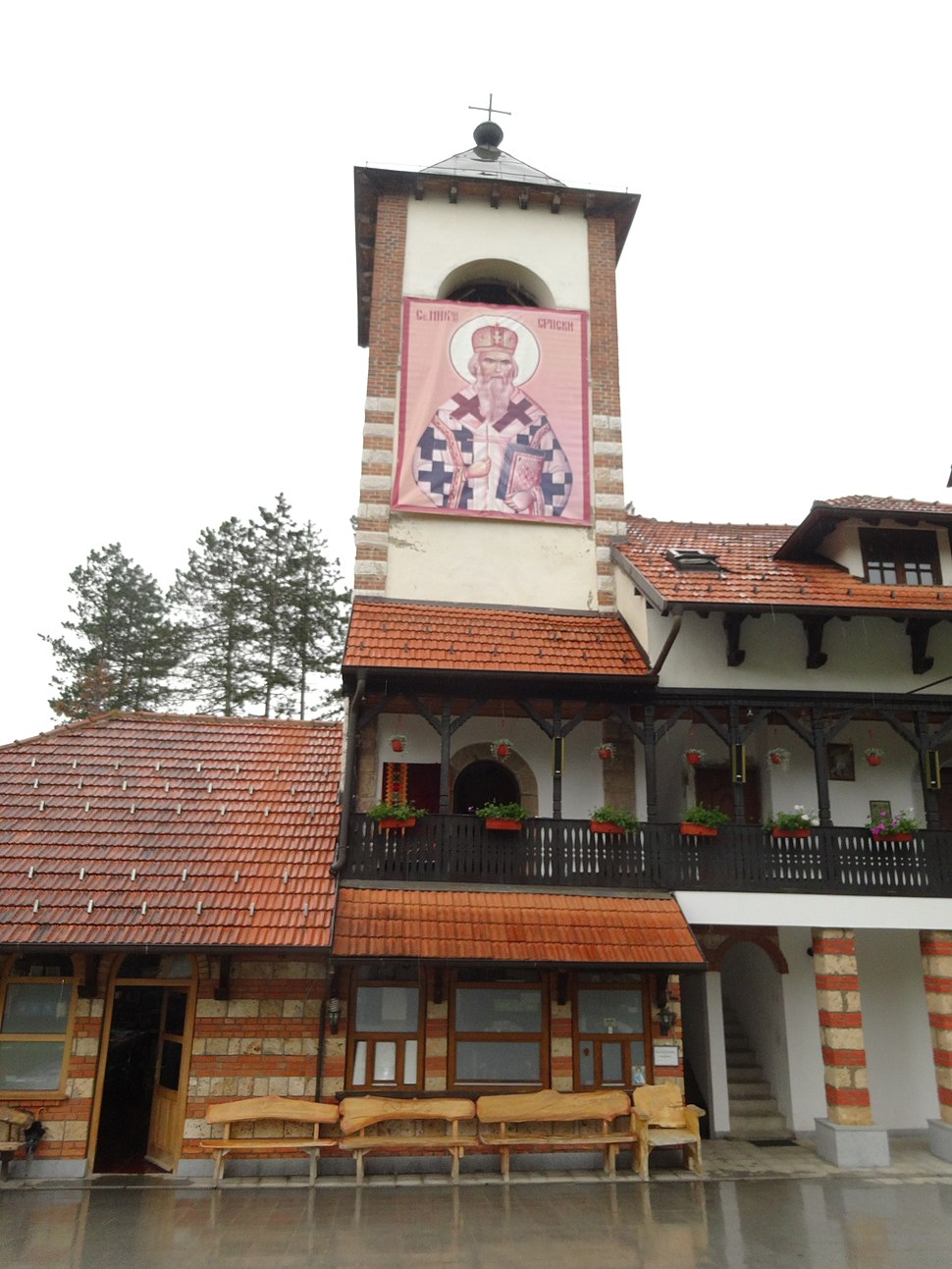 Manastir Lelić, Valjevo, 013