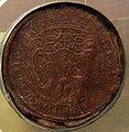 Manifattura fiorentina, sigillo di mons. antonio martini, 1790, da s.piero in mercato.JPG
