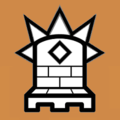 Mann white on dark (an icon of the chess piece).png
