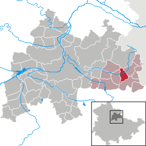 Mannstedt - Image: Mannstedt in SÖM