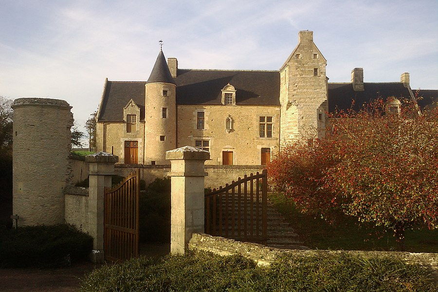 Manoir de Cantepie (XVIIe) aux Veys