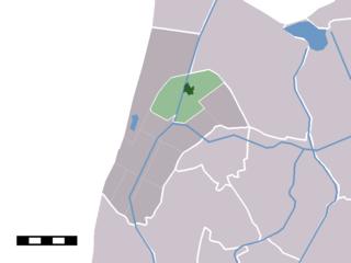 t Zand, Schagen Town in North Holland, Netherlands