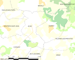 Map commune FR insee code 21029.png