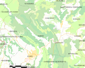 Map commune FR insee code 26016.png