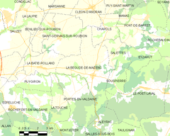 Map commune FR insee code 26045.png