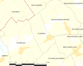 Map commune FR insee code 59371.png