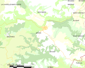 Map commune FR insee code 63009.png