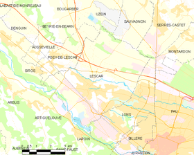 Map commune FR insee code 64335.png
