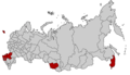 Map of Russia - Casino in Russia later 2009.PNG