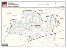 Map of the electoral district of Mount Ommaney, 2017.pdf