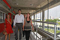 María Eugenia Vidal y Esteban Bullrich recorrieron obras de infraestructura en escuelas de La Boca (6837092539).jpg