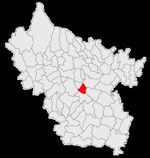 Mărăcineni, Buzău Commune in Buzău, Romania