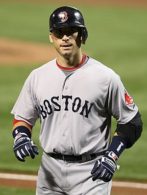 Marco Scutaro - Scutaro with the Red Sox in 2011