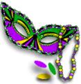 Mardi Gras mask cateyes icon flip.png