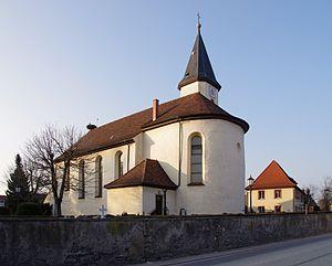 Umkirch - Image: Mariä Aufnahme (Umkirch) 4929