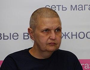 Maria Semyonova cover