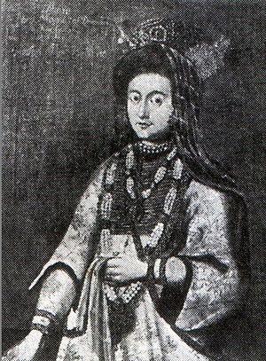 Maria Vladimirovna of Staritsa - Image: Maria Staritskaya