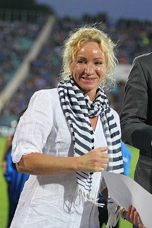Maria Grozdeva - Grozdeva in 2014