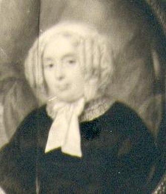 Joseph Lagrange (soldier) - Image: Marie de Talhouët Bonamour (1786 1849)
