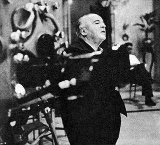 Mario Mattoli Italian film director