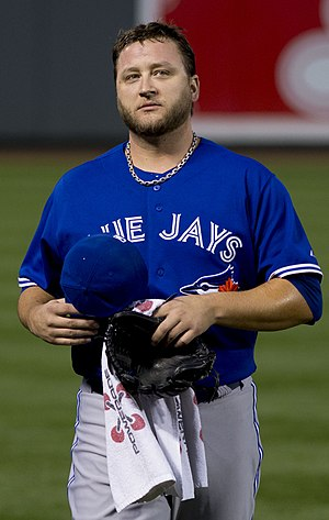 Mark Buehrle - Buehrle with the Toronto Blue Jays in 2013