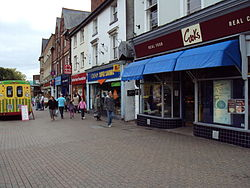 Market Place, Redditch.JPG