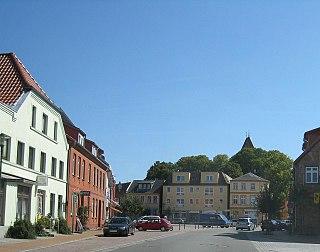 Rehna Place in Mecklenburg-Vorpommern, Germany