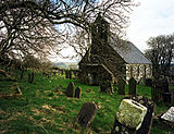 Photograh of Marown Old Church