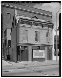 Marticks Restaurant Francais Former restaurant in Baltimore, Maryland