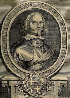Martin de Redin Spanish general