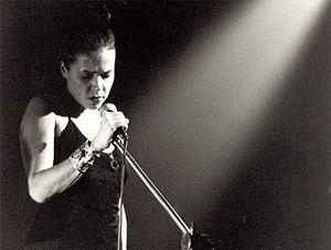 Martina Sanollová - Singer Martina Sanollová
