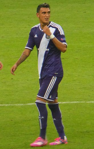 Matías Suárez - Image: Matías Suárez'14