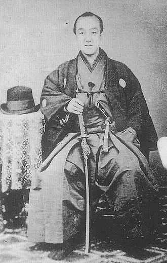 Takamatsu Domain - Matsudaira Yoritoshi, the last daimyo of Takamatsu