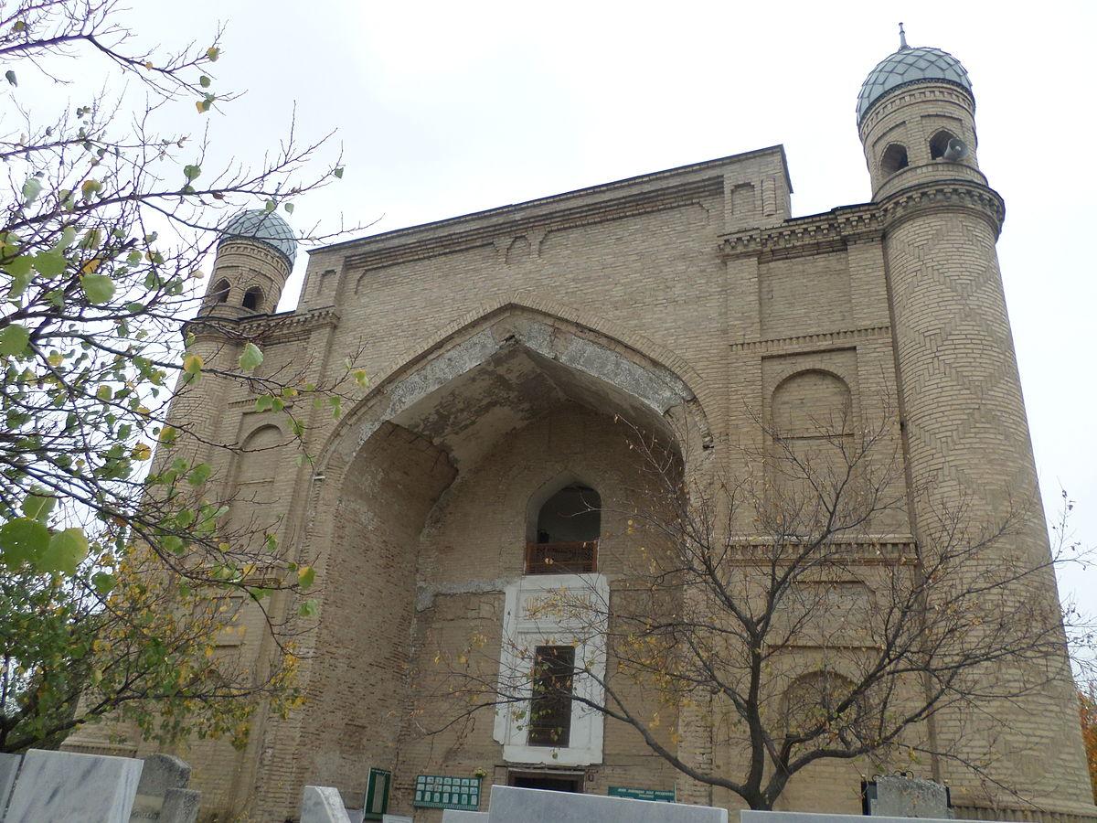 Mausoleum of Sheikh Za...