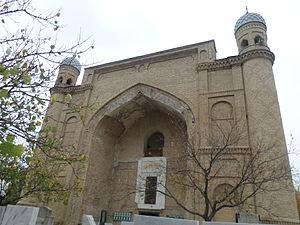 Mausoleum of Sheikh Zaynudin - Image: Mausoleum of Sheikh Zaynudin 12 44
