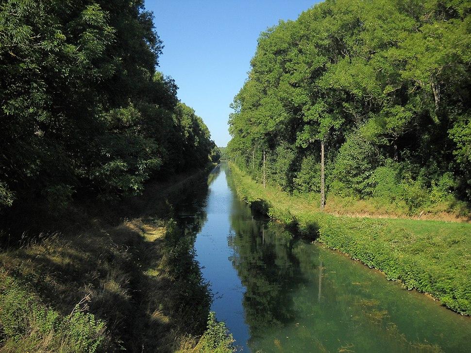 Mauvages-Canal de la Marne au Rhin