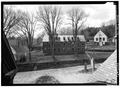 May 1969 VIEW LOOKING SOUTHWEST - Cheshire Mills Company Boarding House, Main Street, Harrisville, Cheshire County, NH HABS NH,3-HAR,4-1.tif