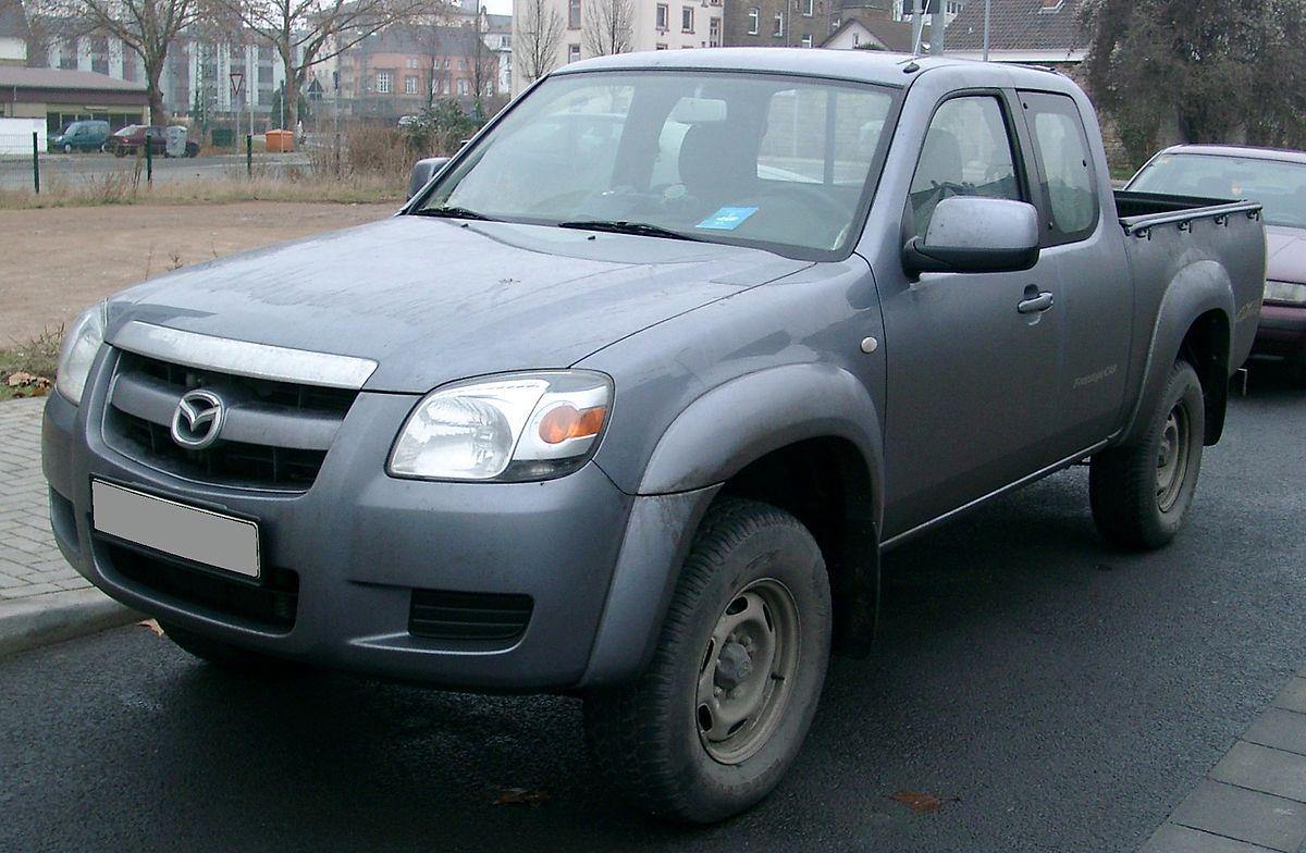 Mazda Bt 50 Wikipedia