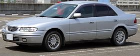 Mazda Capella sedan 1997 1 (cropped).jpg
