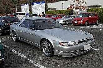 Amati Cars - Image: Mazda Eunos Cosmo(20B)