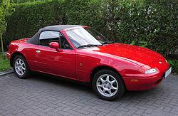 Mazda MX-5 (1989–1998)